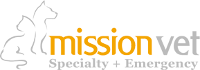 MissionVet Specialty & Emergency Logo