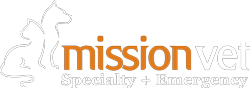 Vet In San Antonio | MissionVet Specialty + Emergency Logo